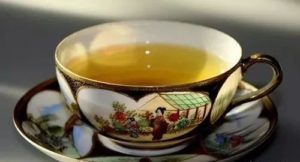 Green Tea - Regulates blood pressure and blood sugar