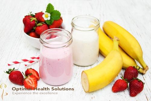 Probiotic food