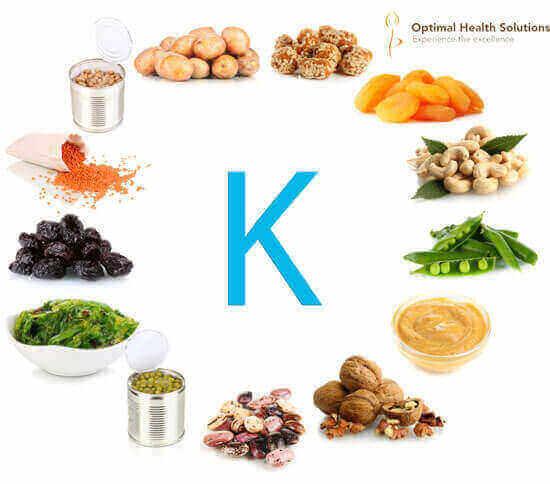 Vitamin-k foods