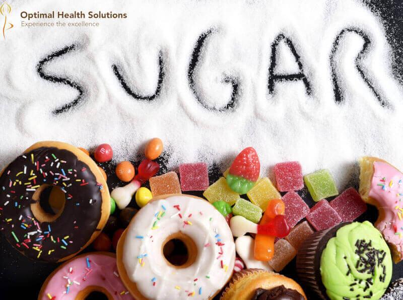 Simple sugar food
