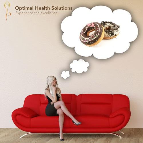 Stress and sugar cravings