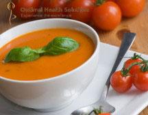 Tomato clove soup