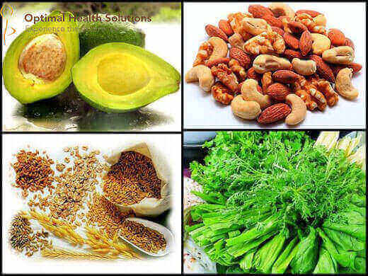 vitamine-E foods