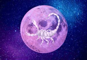 Scrpio Full Moon
